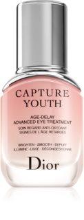 Dior Capture Youth Age-Delay Advanced Eye Treatment njega protiv podočnjaka i bora oko očiju