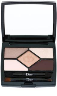 Dior 5 Couleurs Designer Palette mit professionellen Lidschatten