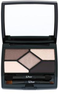 Dior 5 Couleurs Designer paleta profissional de sombra para os olhos