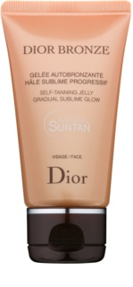 Dior Dior Bronze samoopalający żel do twarzy