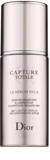 Dior Capture Totale rozjasňující protivráskové sérum na oči
