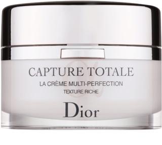 Dior Capture Totale подхранващ подмладяващ крем на лицето и шията