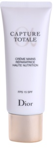 Dior Capture Totale Nutritive Cream For Hands