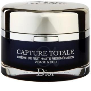 Dior Capture Totale creme de noite intensivo para a revitalização da pele