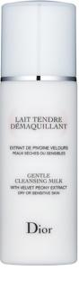Dior Cleansers & Toners почистващо мляко за чувствителна и суха кожа