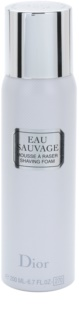 Dior Eau Sauvage mousse à raser pour homme 200 ml