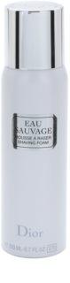 Dior Eau Sauvage pena za britje za moške 200 ml