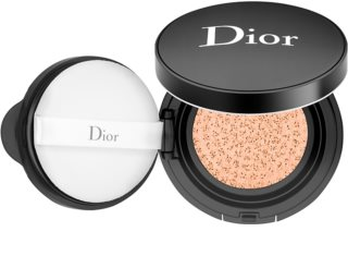 Dior Diorskin Forever Perfect Cushion mattító make-up szivaccsal SPF 35