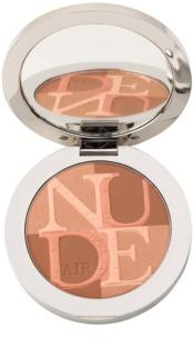 Dior Diorskin Nude Air Glow Powder rozjasňující pudr pro zdravý vzhled