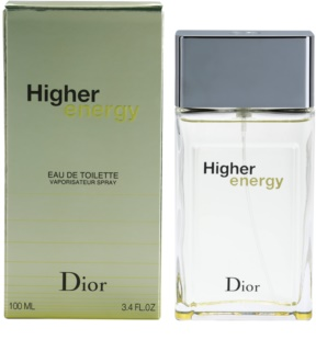 Dior Higher Energy eau de toilette per uomo 100 ml