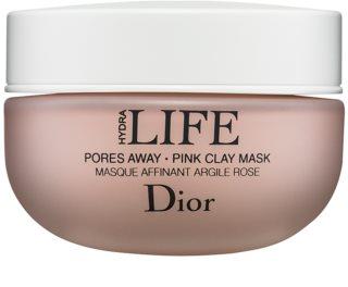 Dior Hydra Life Pores Away čisticí pleťová maska