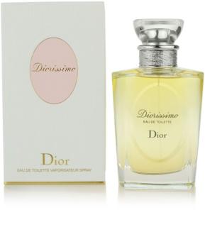 Dior Les Creations de Monsieur Dior Diorissimo Eau de Toilette eau de toilette para mujer 100 ml