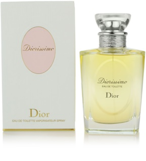 Dior Les Creations de Monsieur Dior Diorissimo Eau de Toilette Eau de Toillete για γυναίκες 100 μλ