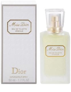 Dior Miss Dior Eau de Toilette Originale toaletní voda pro ženy 5 ml odstřik