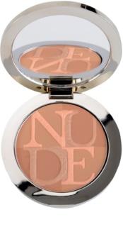 Dior Diorskin Nude Tan rozjasňující pudr pro zdravý vzhled