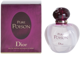 Dior Pure Poison Eau de Parfum Damen 100 ml