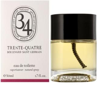 Diptyque 34 Boulevard Saint Germain Eau de Toilette unisex 50 ml