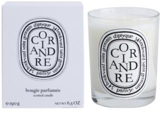 Diptyque Coriander candela profumata 190 g