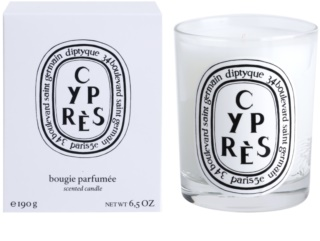 Diptyque Cypres Scented Candle 190 g