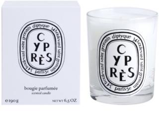 Diptyque Cypres candela profumata 190 g