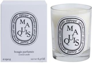 Diptyque Maquis illatos gyertya  190 g