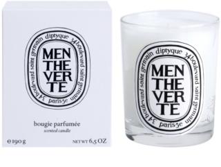 Diptyque Menthe Verte ароматна свещ  190 гр.