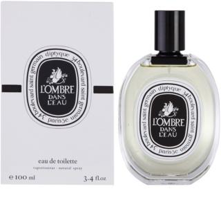 Diptyque L'Ombre Dans L'Eau Eau de Toilette für Damen 100 ml