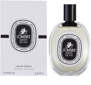 Diptyque L'Ombre Dans L'Eau Eau de Toilette for Women 2 ml Sample