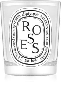 Diptyque Roses vela perfumada 190 g