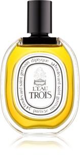 Diptyque L'Eau Trois Eau de Toilette unisex 100 ml