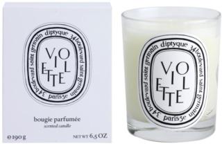 Diptyque Violette mirisna svijeća 190 g
