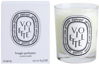 Diptyque Violette ароматизована свічка  190 гр