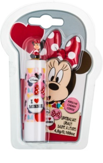 Disney Cosmetics Miss Minnie балсам за устни