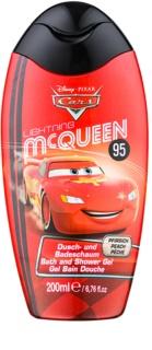 Disney Cosmetics Cars habfürdő és tusfürdő gél 2 in 1