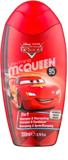 Disney Cosmetics Cars Shampoo And Conditioner 2 In 1