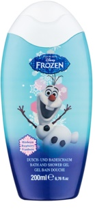 Disney Cosmetics Frozen bain moussant et gel douche 2 en 1