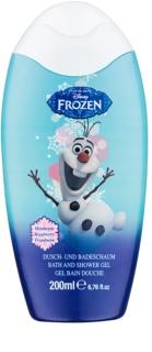 Disney Cosmetics Frozen espuma de banho e gel de duche 2 em 1