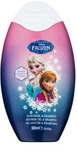 Disney Cosmetics Frozen gel za prhanje in šampon 2v1