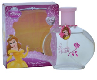 Disney Princess Belle Magical Dreams eau de toilette para niños 50 ml