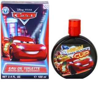 Disney Cars eau de toilette per bambini 100 ml