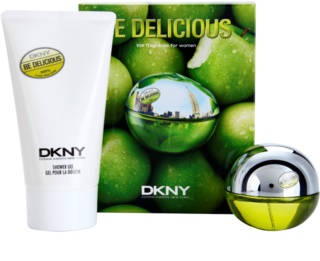 DKNY Be Delicious Gift Set  XII.