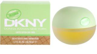 DKNY Be Delicious Delights Cool Swirl туалетна вода для жінок 50 мл