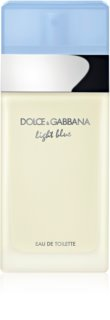 Dolce & Gabbana Light Blue Eau de Toilette for Women 50 ml