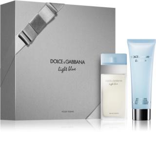 Dolce & Gabbana Light Blue ajándékszett XI.