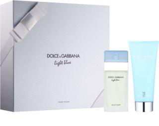 Dolce & Gabbana Light Blue Geschenkset II.
