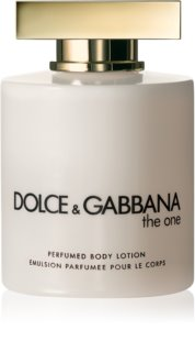 Dolce & Gabbana The One latte corpo per donna 200 ml