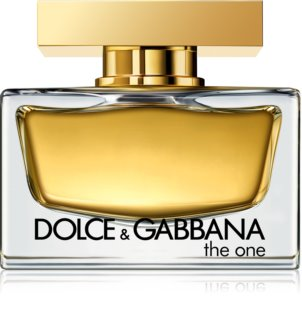 Dolce & Gabbana The One eau de parfum da donna 75 ml