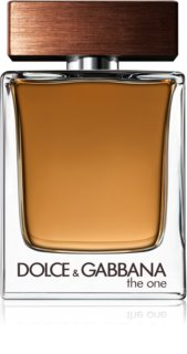 Dolce & Gabbana The One for Men Eau de Toilette Herren 100 ml