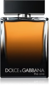 Dolce & Gabbana The One for Men Eau de Parfum voor Mannen