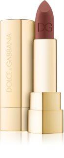 Dolce & Gabbana Classic Cream Lipstick Moisturizing Lipstick